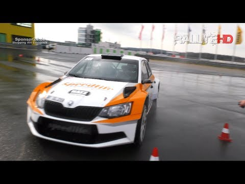 10. Rallyeshow am Sachsenring 2020 [HD] | MISTAKES, DRIFTS & PURE SOUND