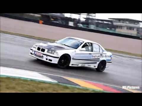 Rallyeshow Sachsenring 2018 | Drifts & Mistakes